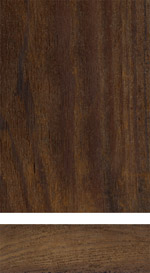 Holzmuster: Acetyliertes Holz