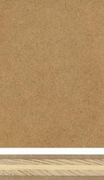 Spruce plywood with HDF deck, fire retardant
