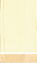Holzmuster: Fichte Leimholzplatte