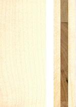 Holzmuster: 3-Schichtplatte
