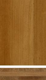 Holzmuster: 3-Schicht-Platte Fichte thermisch behandelt