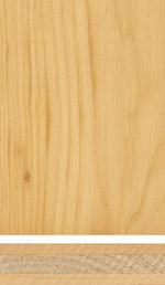 Holzmuster: 3-Schicht-Platte Zirbe