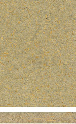 Cement-bonded wood particle board B1