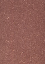 Coloured MDF, brown