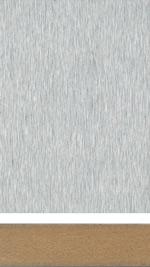 MDF with aluminium foil facing