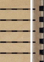 Holzmuster: Akustikpanel Birke