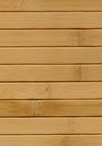 Holzmuster: Bambuslamellen auf Textilgewebe